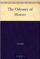 The cover of the Odyssey