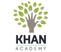 The Khan Academy tree logo