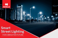 Brightening up Roads with Havells LED Street Lights