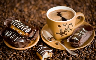 20 Lovely HD Coffee Wallpapers