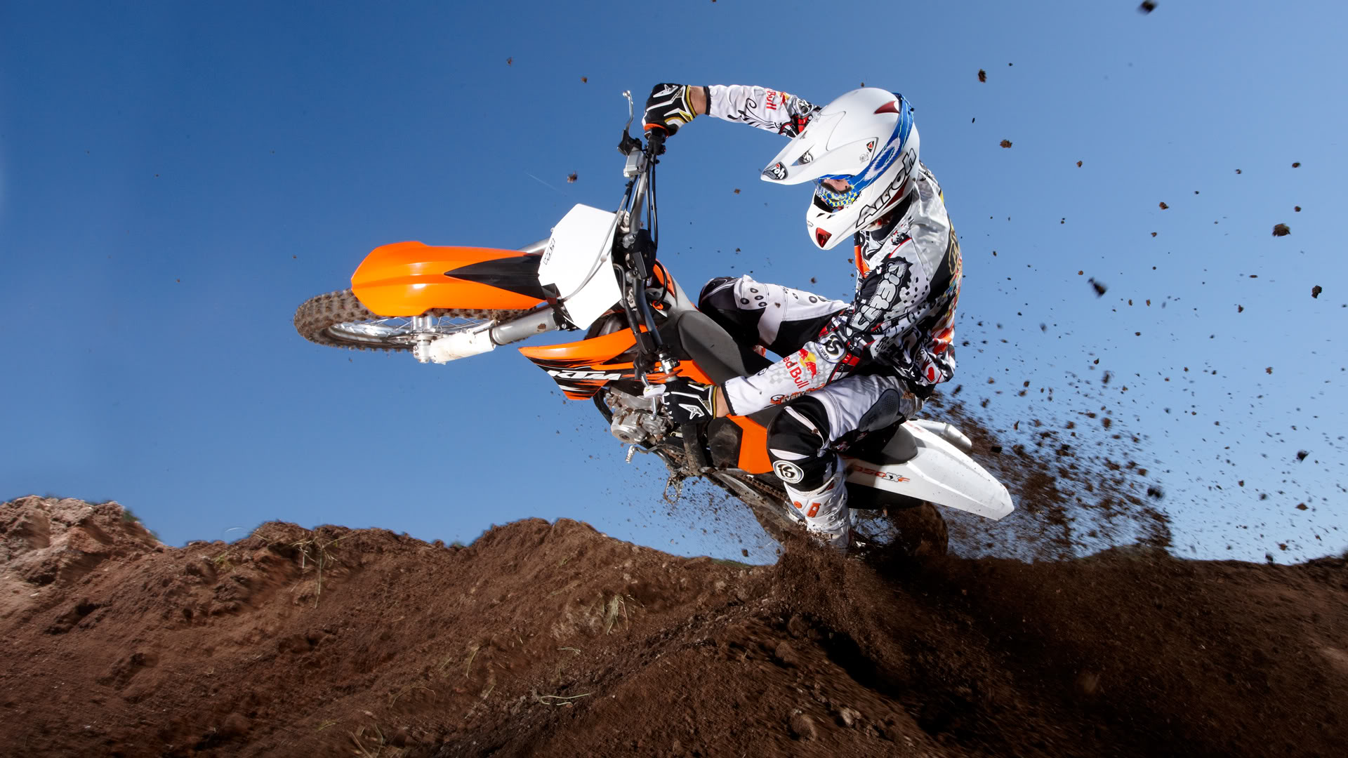 Ktm Motocross Wallpaper Hd 10 Awesome Hd Motocross Wallpapers