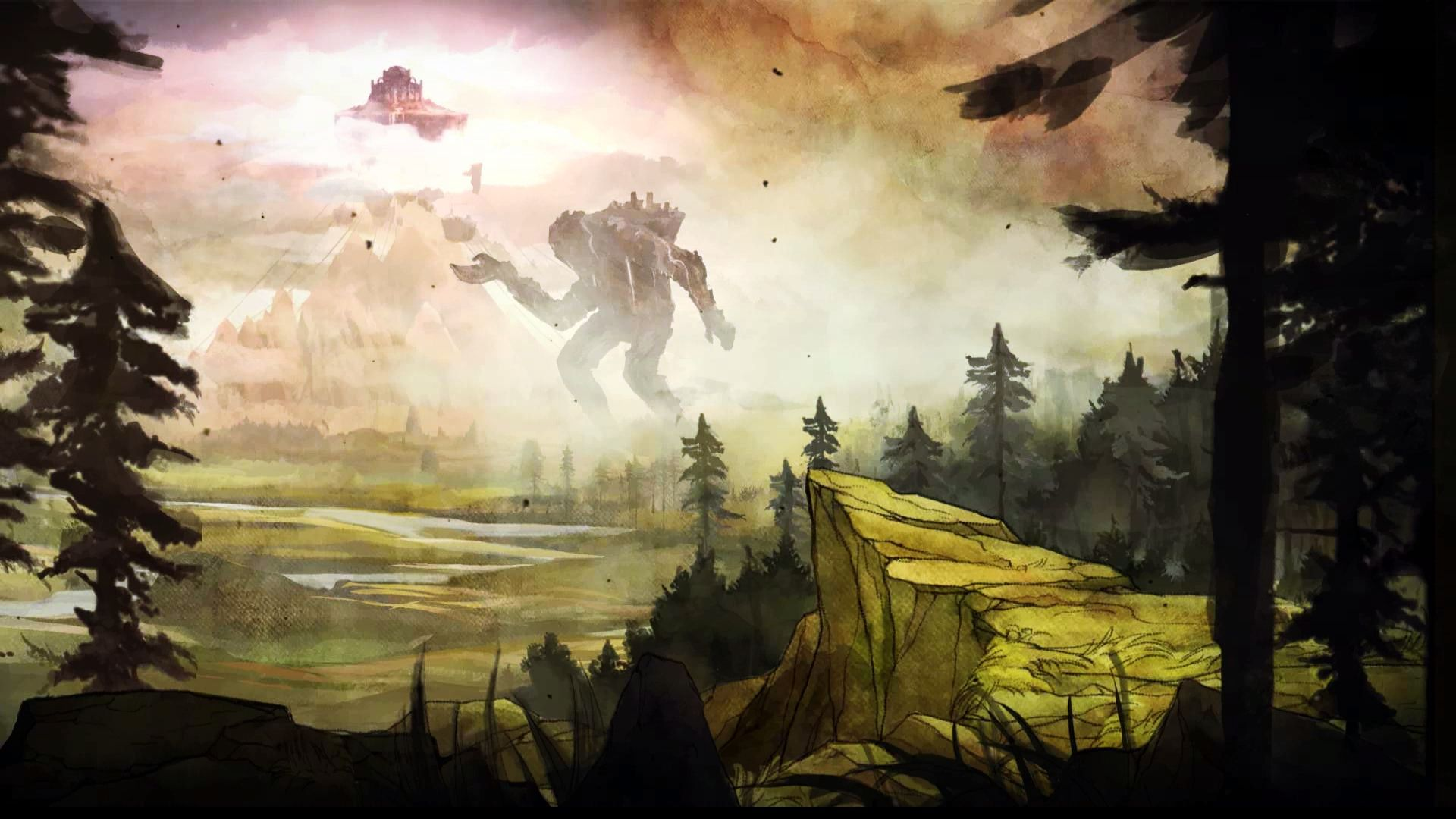 Ps4 Wallpaper Hd Child Of Light Wallpapers Archives Hdwallsource Com