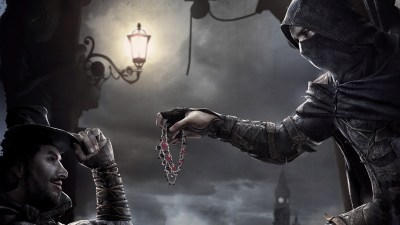 10 HD Thief Game Wallpapers - HDWallSource.com
