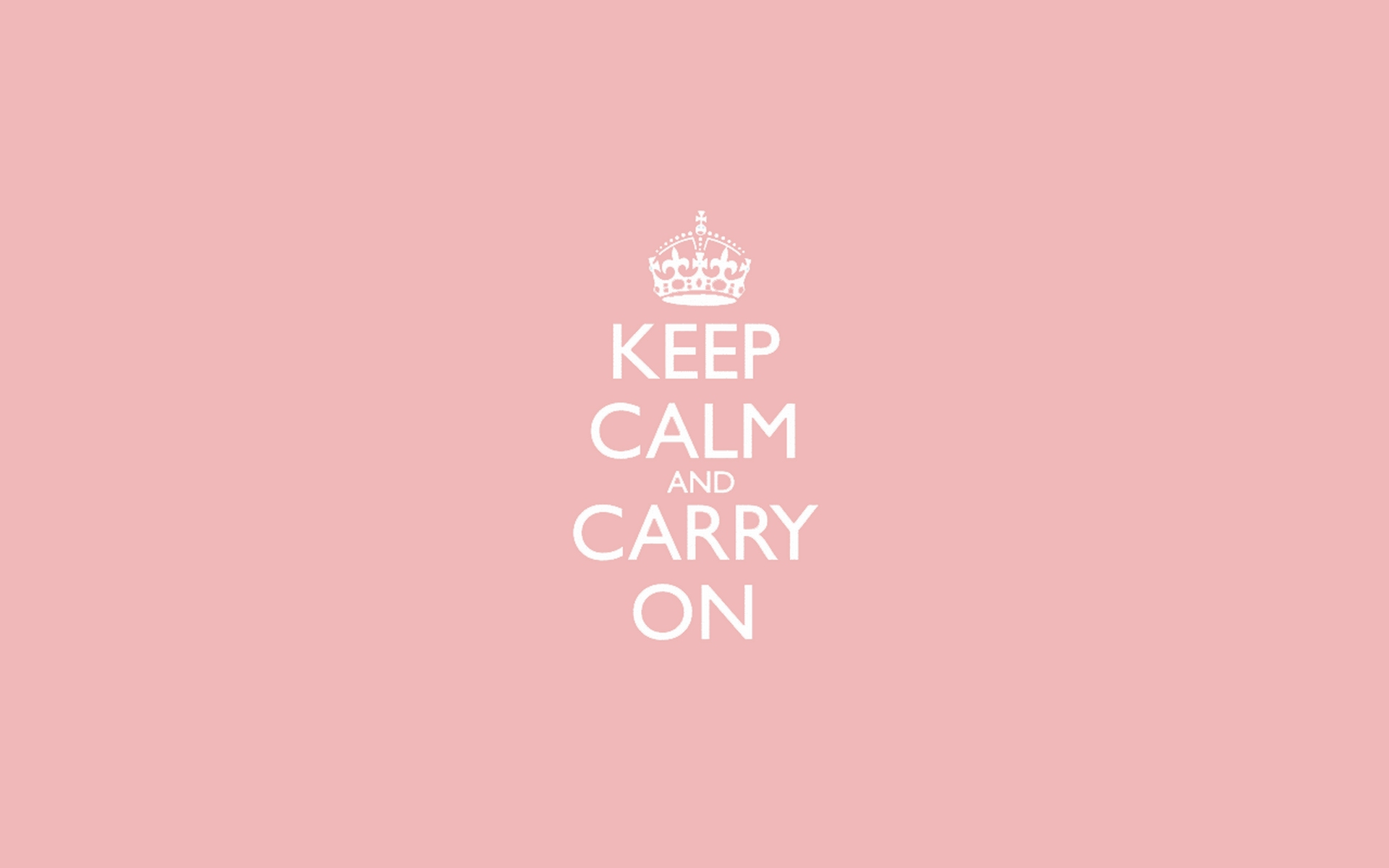 Free Cute Quote Wallpapers 9 Hd Keep Calm And Carry On Wallpapers