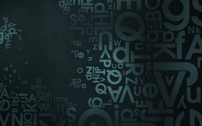 10 Fantastic HD Letters Wallpapers