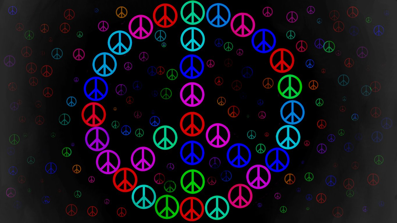 Om 3d Wallpaper Download 9 Hd Peace Sign Wallpapers