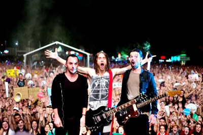 8 HD 30 Seconds to Mars Band Wallpapers