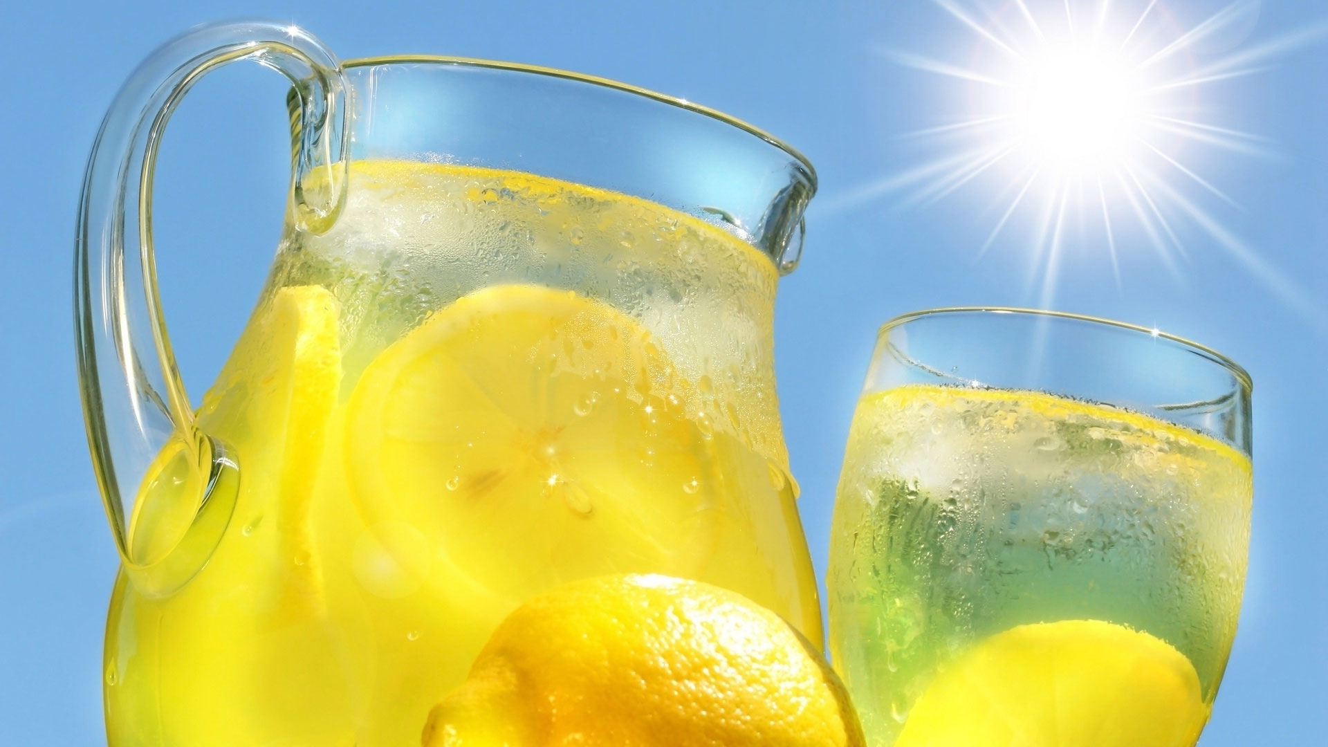 Summer Desktop Wallpaper Hd 8 Lovely Hd Lemonade Drink Wallpapers