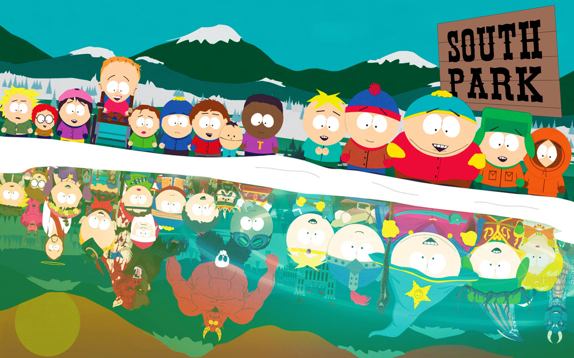 Full Hd Wallpaper For Laptop 23 Excellent Hd South Park Wallpapers Hdwallsource Com