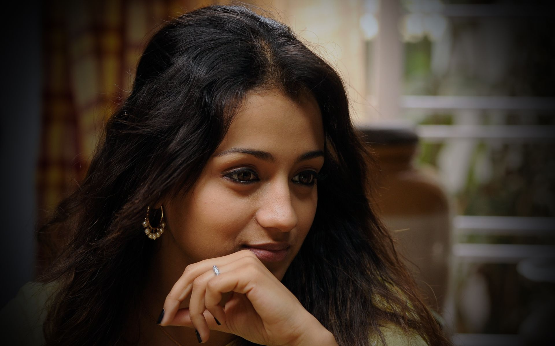 Uhd Wallpapers Girl 9 Hd Trisha Krishnan Wallpapers