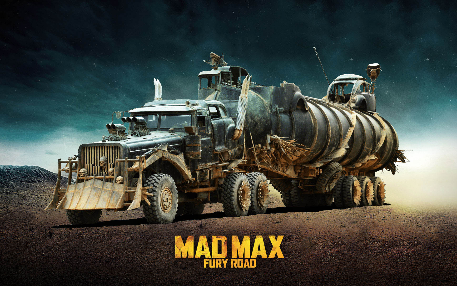 Off Road Cars Hd Wallpapers 16 Hd Mad Max Fury Road Movie Wallpapers