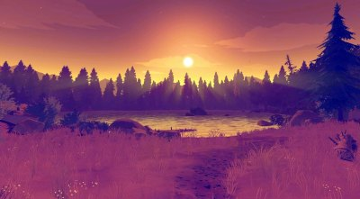 23 HD Firewatch Game Wallpapers