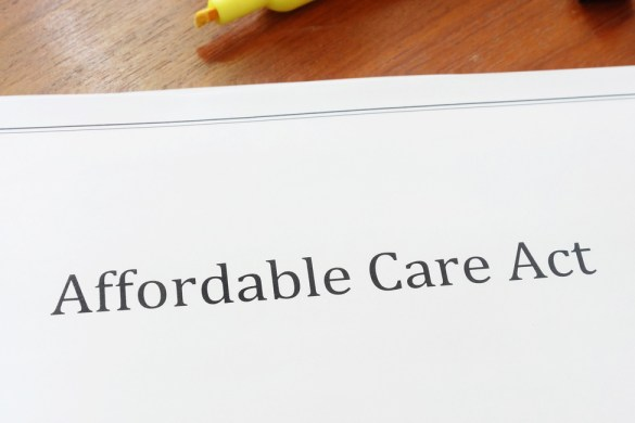ACA document, obamacare, affordable care act, health care