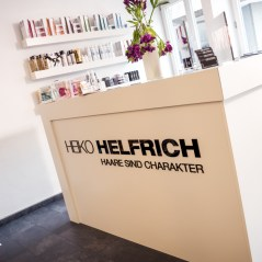 Salon Heiko Helfrich in Esslingen für schöne Haare