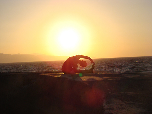 Yoga Stretching Exercise