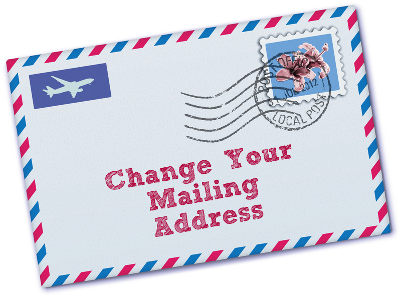 Usps Change Of Address Consolidated Post Office - MTM
