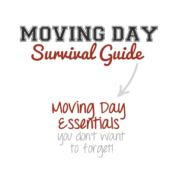 Moving Day Survival Guide