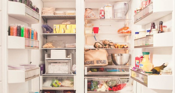 How to Pack Up a Kitchen - Fridge, Pantry, and Freezer