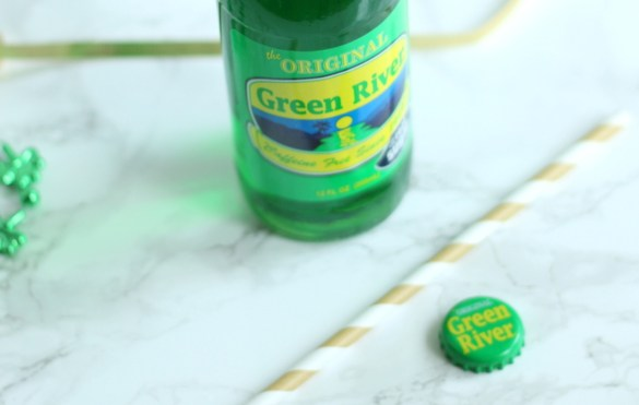 Green River Green Beer