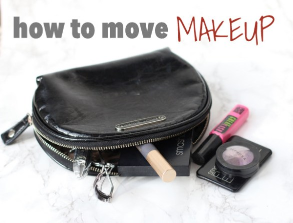 How To Move Makeup