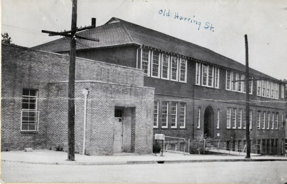 Herring Street School. Photo courtesy of Elizabeth Wilson.