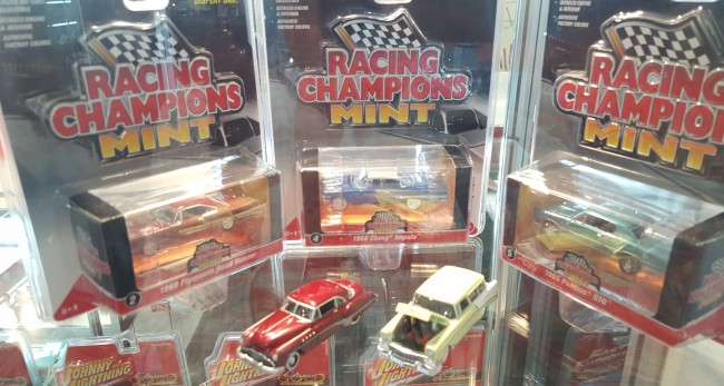 Racing champions buick chevy nomad