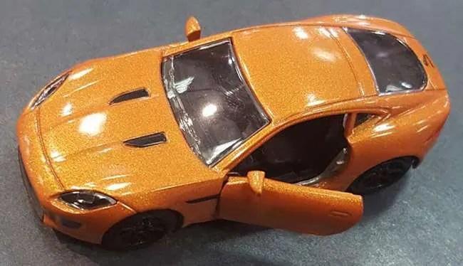 Majorette Jaguar