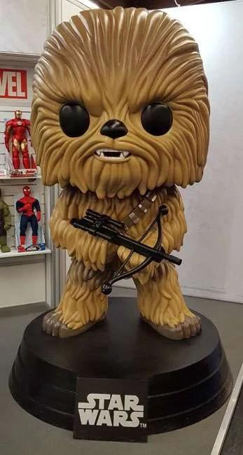 Nuremberg Toy Fair - Funko Pop Star Wars Chewbacca