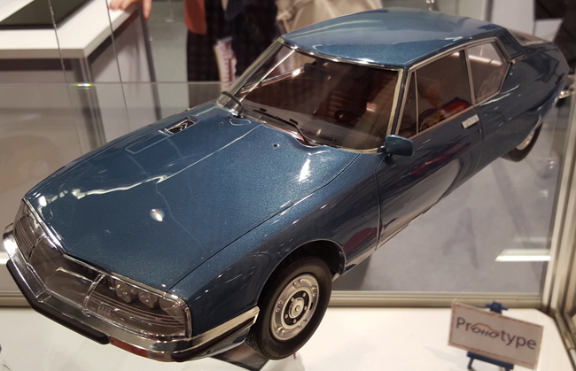Nuremberg Toy Fair - Ottomobile Citroen SM