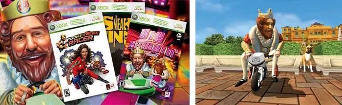 burger king games online
