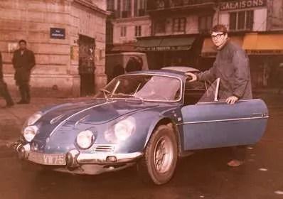 Philippe de Lespinay Renault Alpine