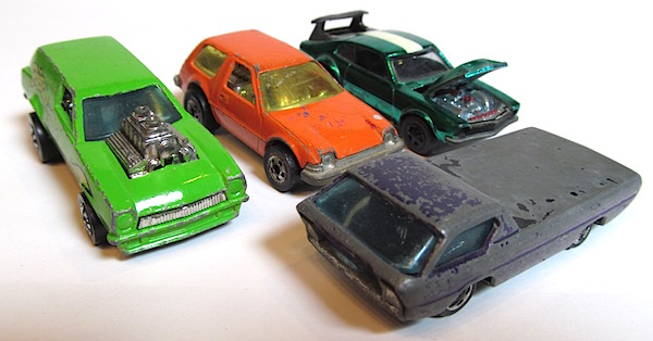 matchbox redline poison pinto packin pacer mighty maverick deora