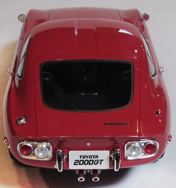 Kyosho 1/12 scale Toyota 200GT