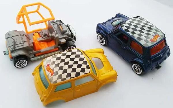 how wheels mini cooper
