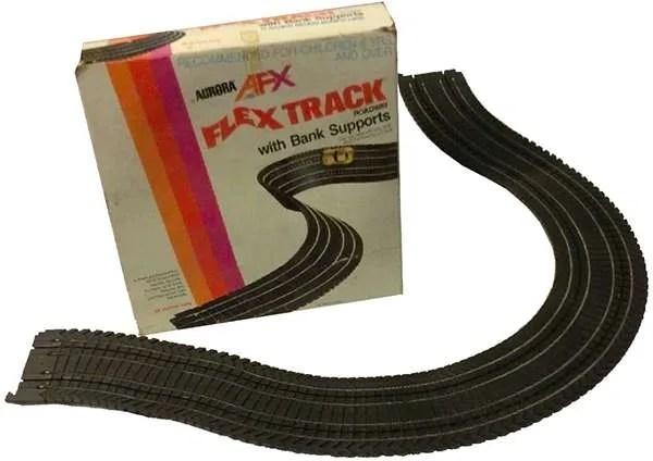 aurora afx flex track