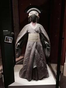 Queen Amidala fan costume