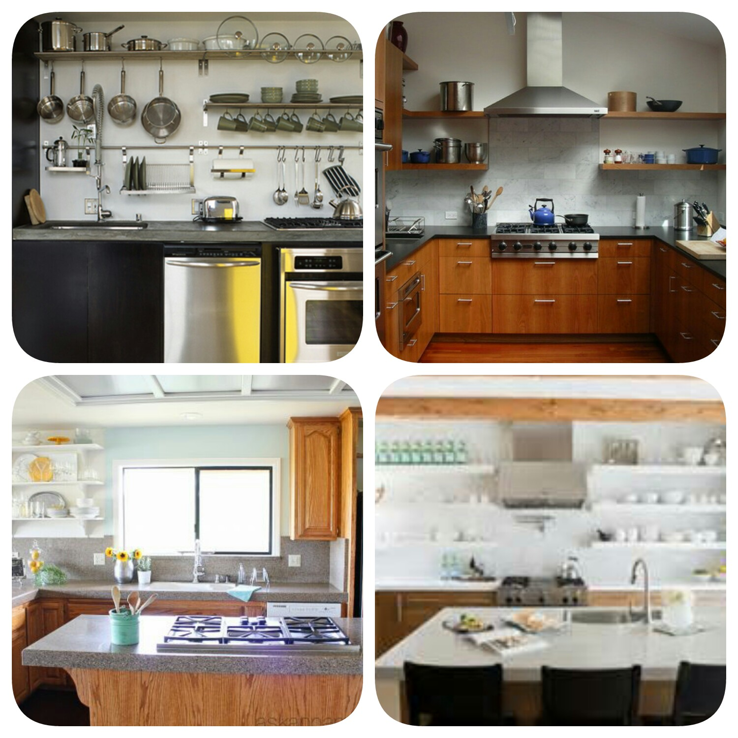 Kitchen Shelves Instead Of Cabinets Open Shelves In Indian Kitchens Are A Big Hit Heres Why