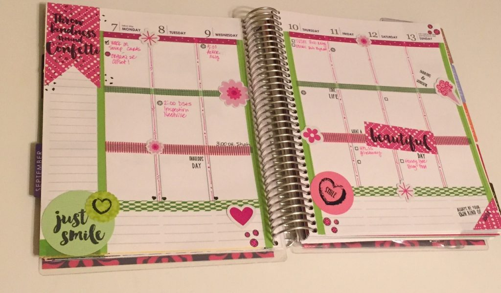 Sunday Funday – Planner Style!