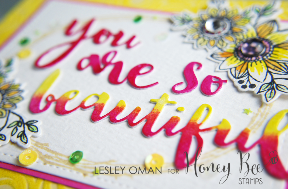 You Are Beautiful – Playing With Honeycuts Dies!