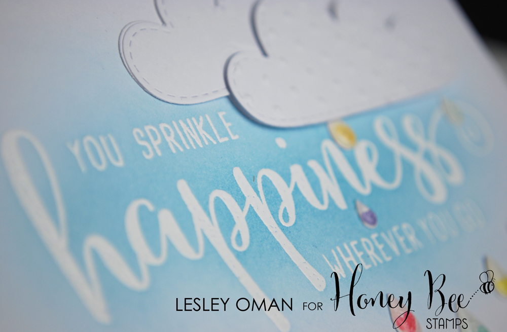 Sprinkling Happiness!