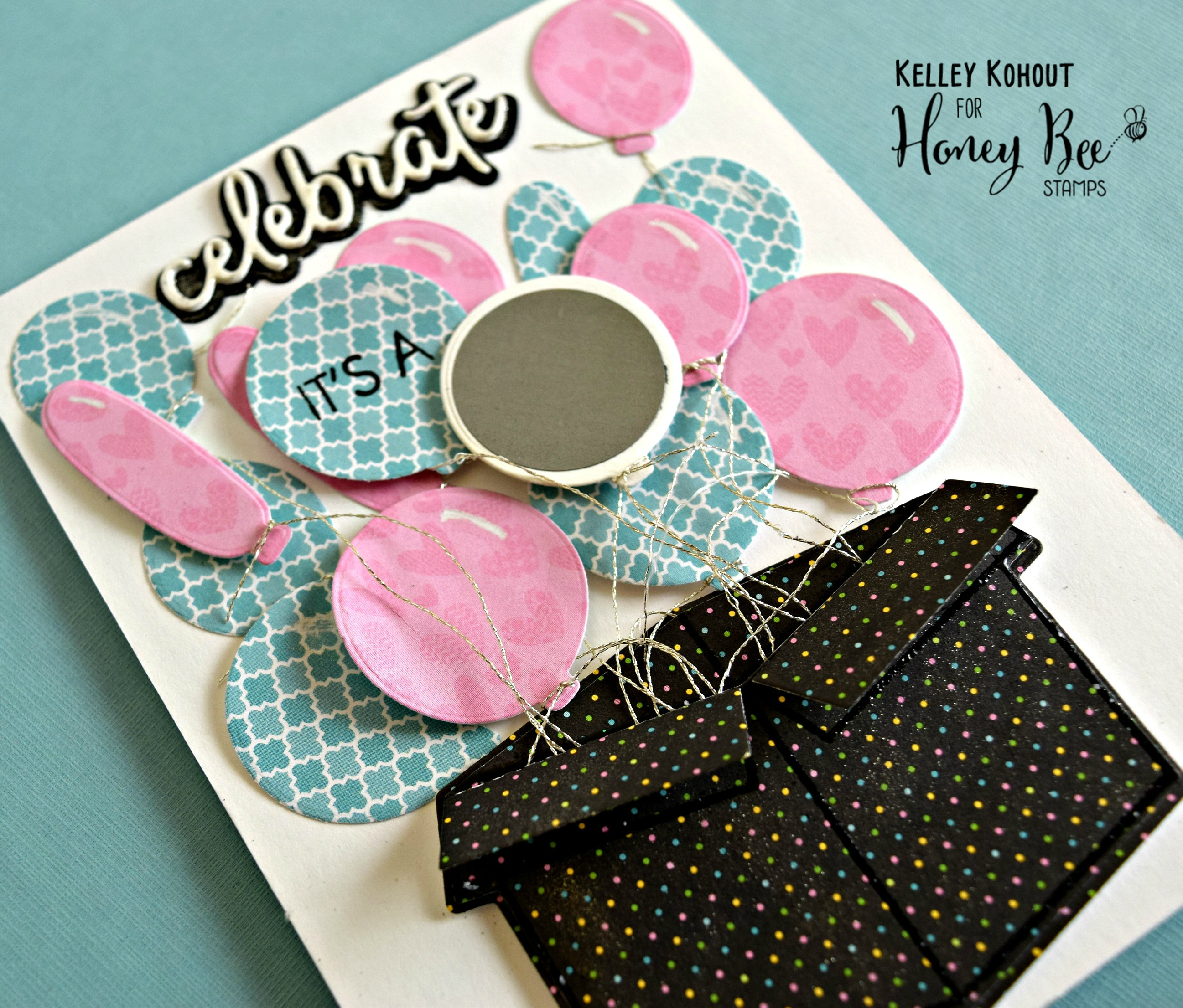 Scratch Off Gender Reveal Featuring: Celebration Box & Hooray!
