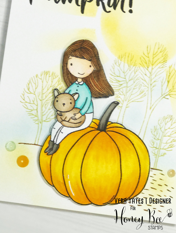 Hey, Pumpkin!