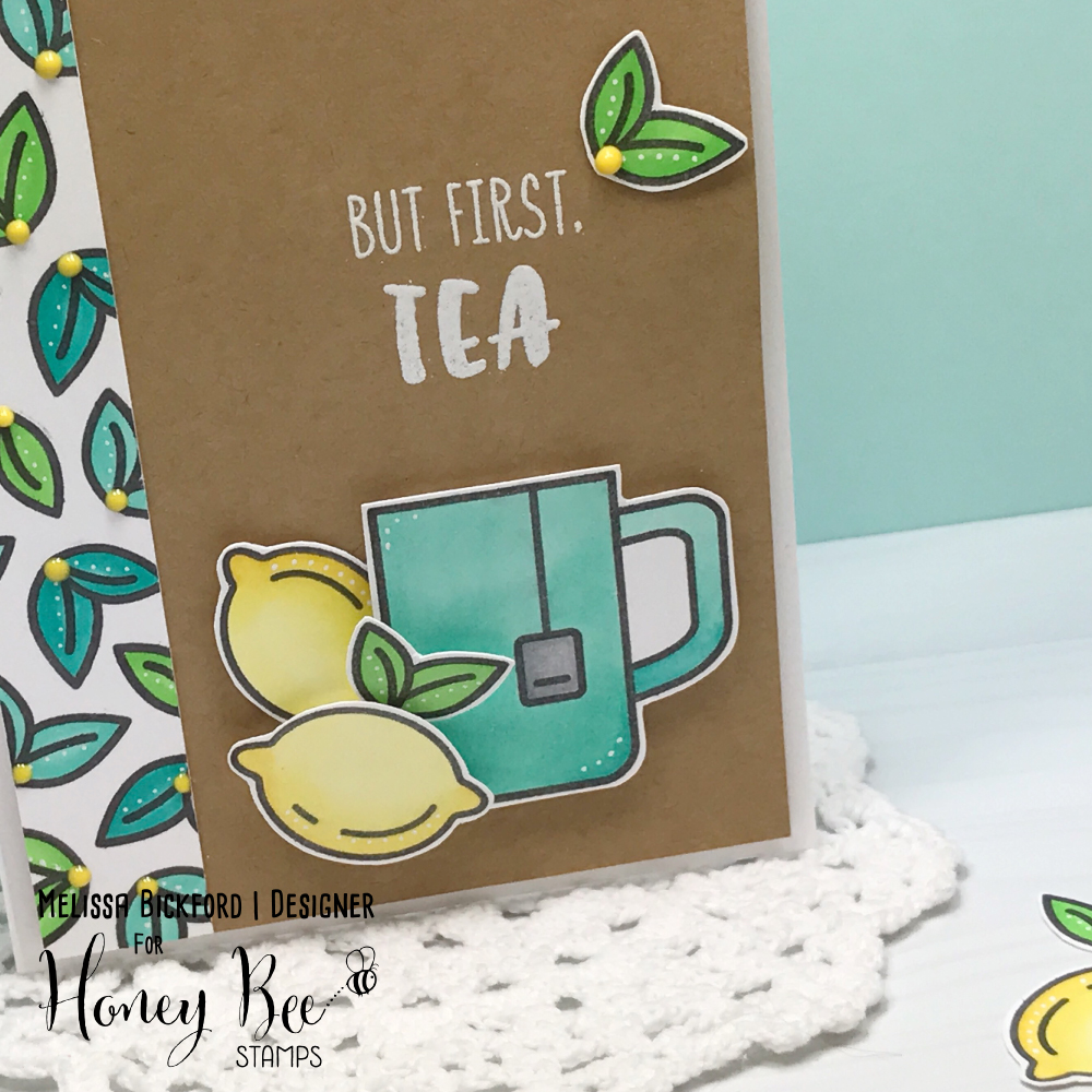 Fall Release:  But First, Tea