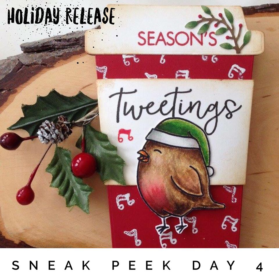 Holiday Release: Sneak Peeks Day 4