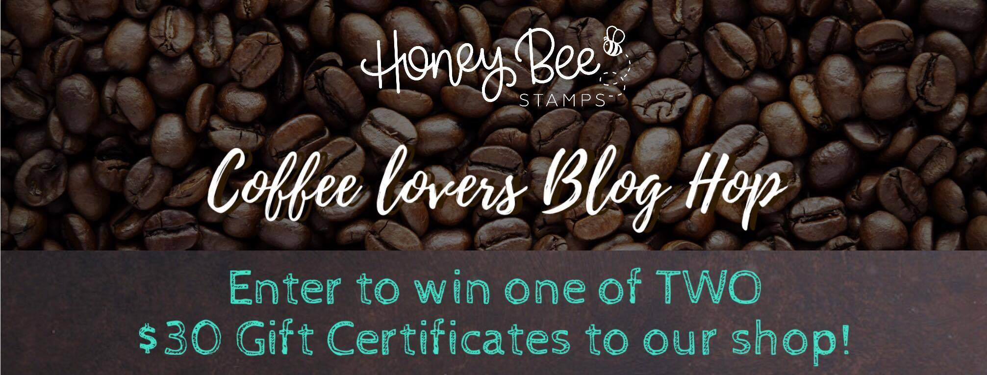 Winter Coffee Lover's Blog Hop