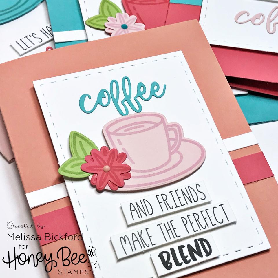 Coffee Love x 4
