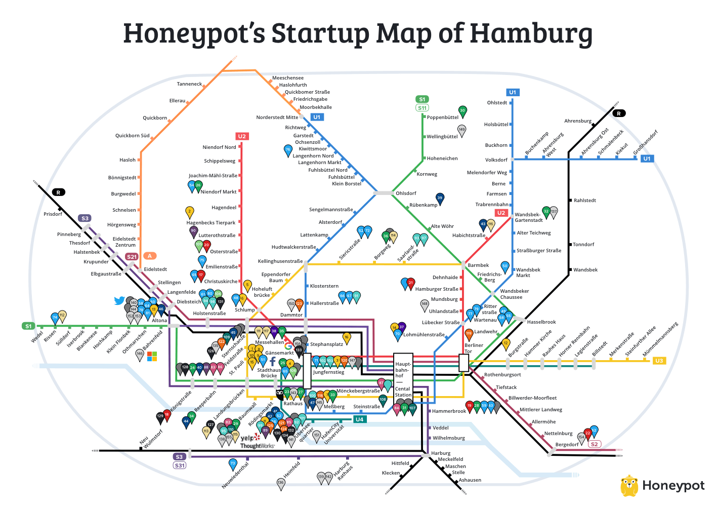 Badewannendoktor Hamburg Bergedorf The Ultimate Guide To Hamburg S Startup Scene Hamburg Tech Map
