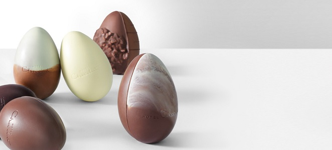 The best Easter Egg Hunt yet by Hotel Chocolat