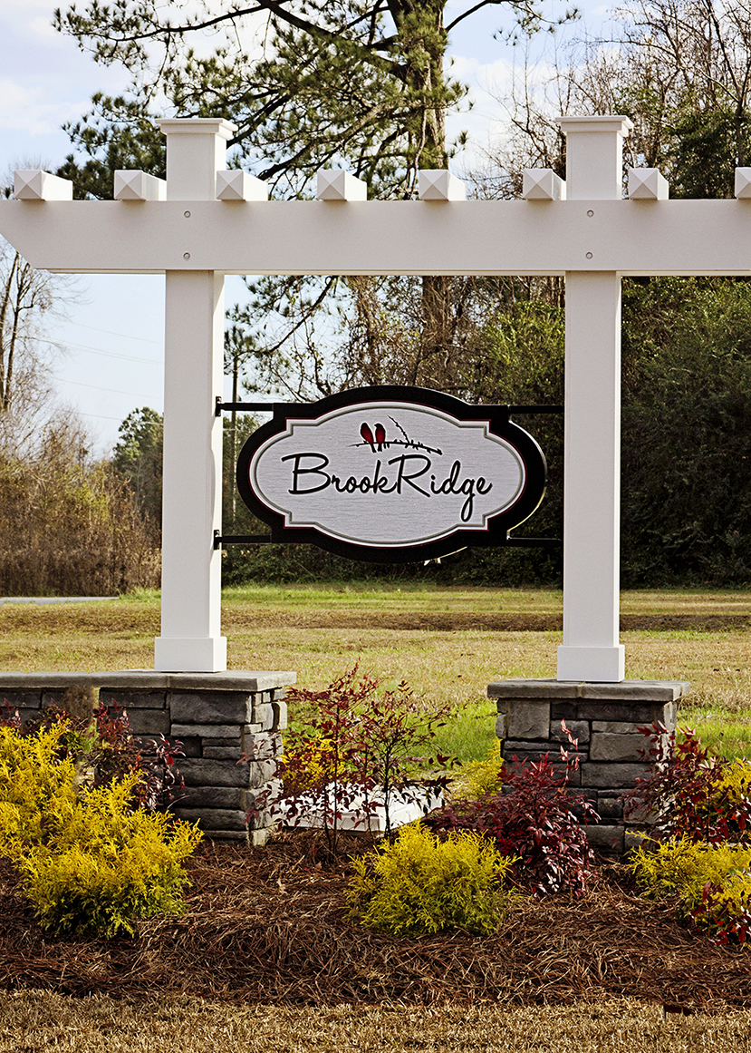 Brook Ridge New Construction Homes Jacksonville, NC