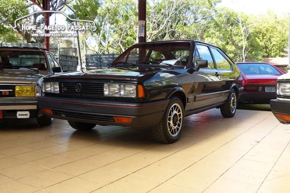 Passat GTS Pointer 1988: prêmio de destaque